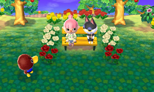 'Animal Crossing: New Leaf' screenshot