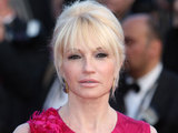 Actress Ellen Barkin