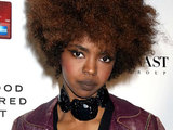 Musician and producer Lauryn Hill