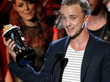 Tom Felton at the MTV Movie Awards 2011
