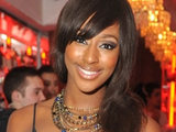 Alexandra Burke at The Roof Gardens 30th birthday