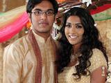 EastEnders - Tamwar Masood (Himesh Patel) and Afia Khan (Meryl Fernandes)