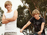 Daniel & Nathan Sims from Angry Boys