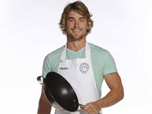 Masterchef Australia 2011: Hayden Quinn