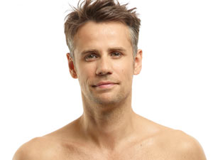 Richard Bacon in Men&#39;s Heath