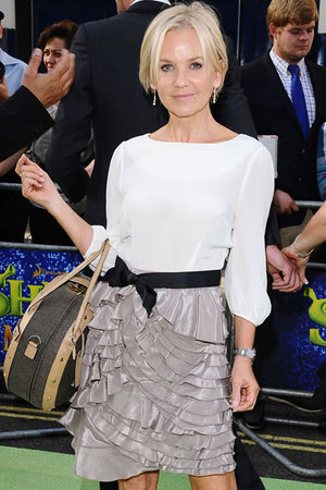 The London premiere of Shrek The Musical: Lisa Maxwell 
