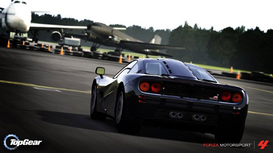 Top Gear in Forza Motorsport 4 Gaming Gallery