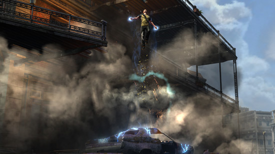 inFamous 2 Gaming Review