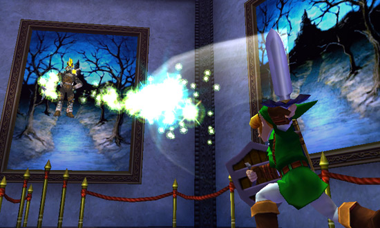The Legend of Zelda: Ocarina of Time 3D Gaming Review
