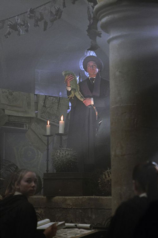 Ian Hart as Professor Quirinus Quirrell