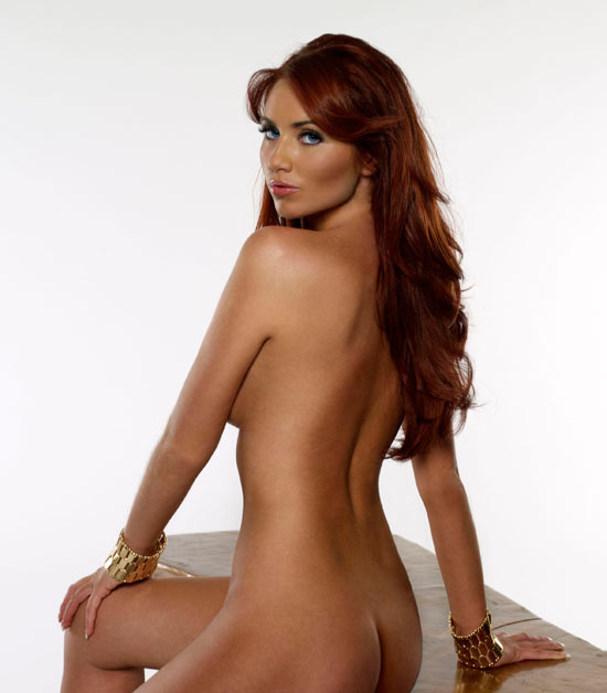 Amy Childs naked in New!