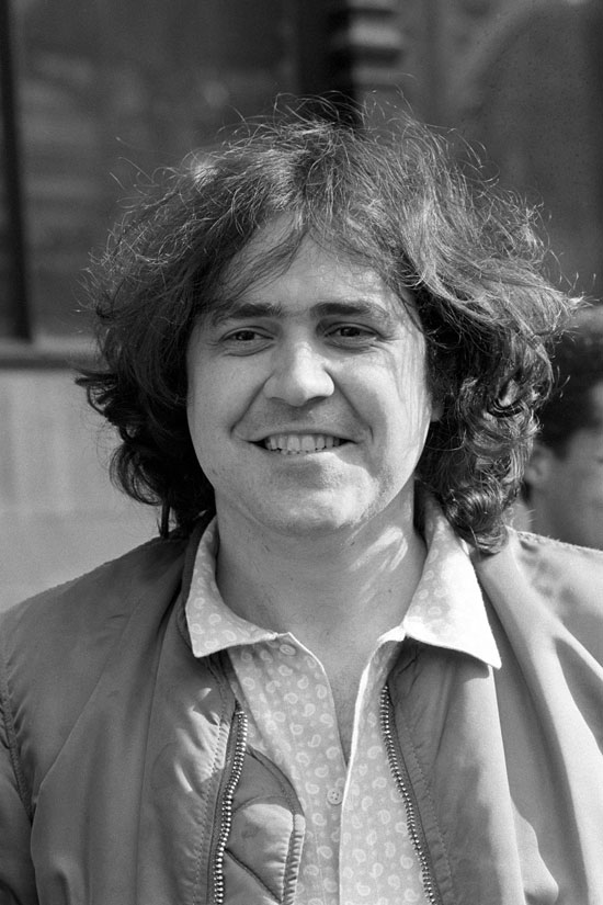 Danny Baker: Career in pictures