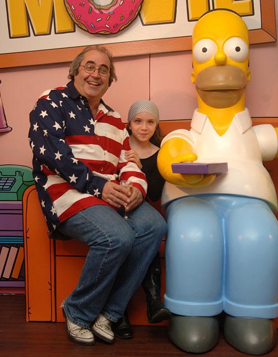 Baker Homer Simpson