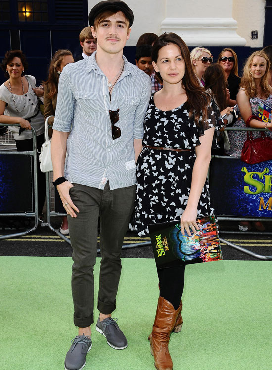 Shrek The Musical Premiere, Theatre Royal, London