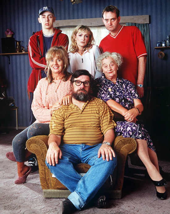 &quot;My arse!&quot; Jim Royle &#39;The Royle Family&#39;