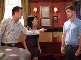 Alfie confronts Jack who is still with Kat and Tommy.