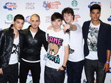 The Wanted at the Capital FM Summertime Ball