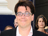 The London premiere of Shrek The Musical: Michael McIntyre