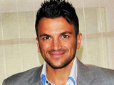Peter Andre is crowned Premier Inn Celebrity Dad of the Year
