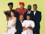 'The Fresh Prince Of Bel Air' cast