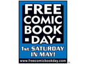 More than one million customers are estimated to have visited a comic shop on Free Comic Book Day.