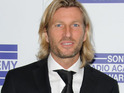 "Ex-footballer Robbie Savage says he would not appear on the show ""even if [he] was skint""."