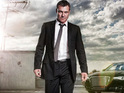 The Transporter star Chris Vance is injured while filming on set.