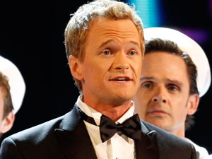 Tonys 2011: Host Neil Patrick Harris performed in a series of musical numbers during the ceremony. 