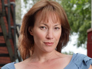 Rainie Cross (Tanya Franks) from 'EastEnders'