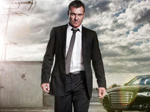 Chris Vance in Transporter