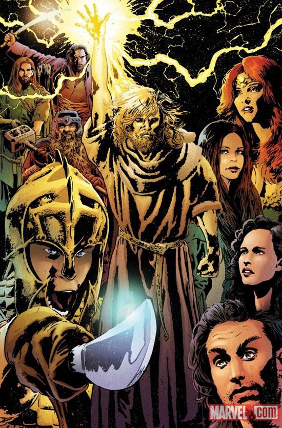 'Magician: Master' cover