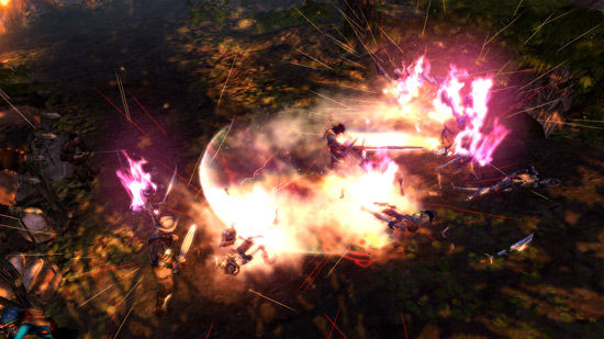 Dungeon Siege III review