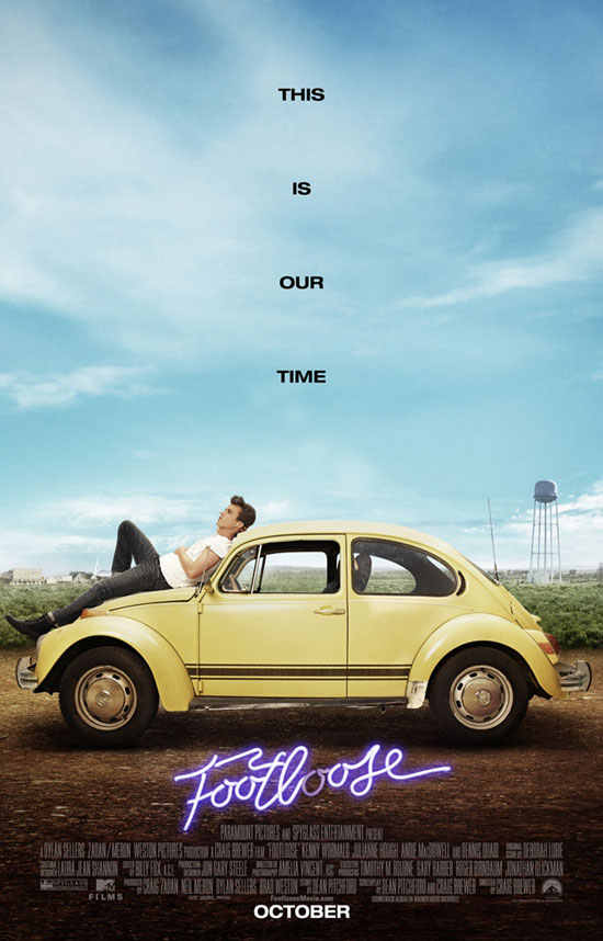 'Footloose' poster