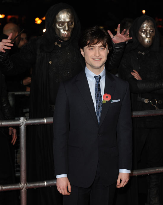 Deathly Hallows: Part 1 premiere