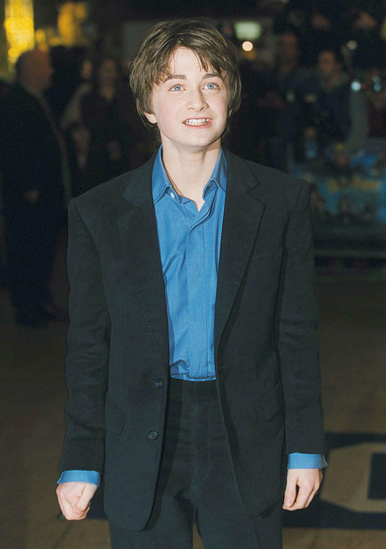 His first premiere