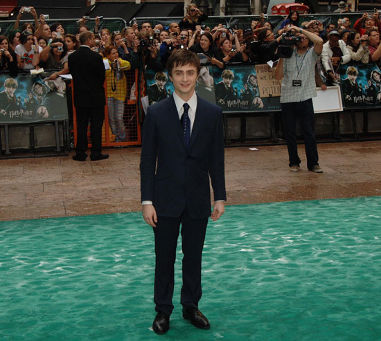 Order of the Phoenix premiere