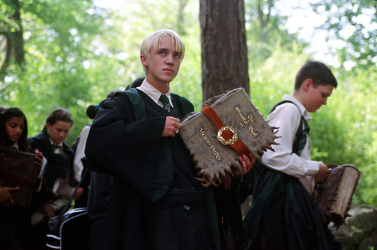 Tom Felton's Draco Malfoy