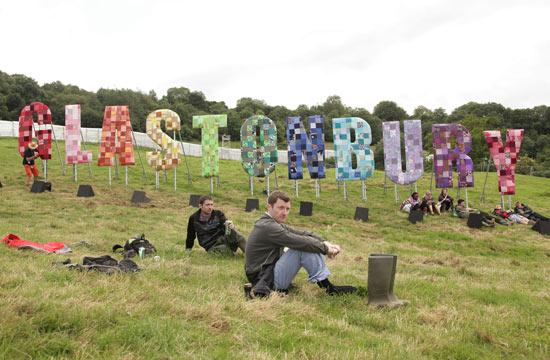 Glasonbury Festival 2011