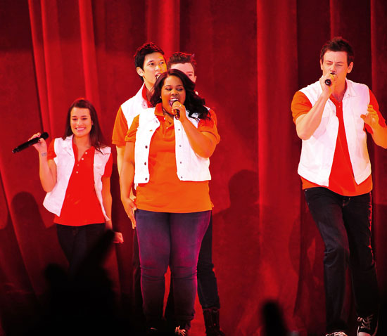 Glee Live! In Concert! MEN Arena, Manchester