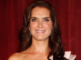 Brooke Shields at the 2011 Broadway Beacon Awards in New York