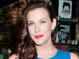 Liv Tyler at the Cinema Society and Grey Goose screening of 'The Ledge' in New York