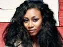 Beverley Knight admits that she would find it hard to work on The X Factor.