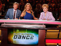 Debbie Reynolds joins Nigel Lythgoe and Mary Murphy on So You Think You Can Dance.