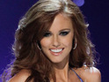 Miss California Alyssa Campanella is named Miss USA 2011 in Las Vegas.
