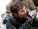"Noah Wyle admits that he was nervous about ""fronting an ensemble"" on Falling Skies."