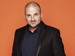 George Calombaris from MasterChef Australia