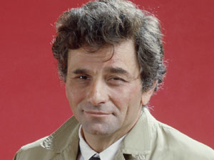 'Columbo' star Peter Falk