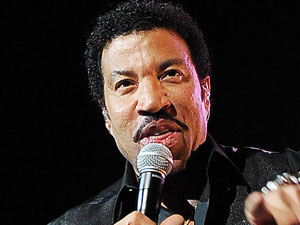 Lionel Richie performs at the Seminole Hard Rock Hotel in Hollywood