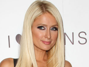 Paris Hilton at the I Heart Ronson Collection celebration in Hollywood
