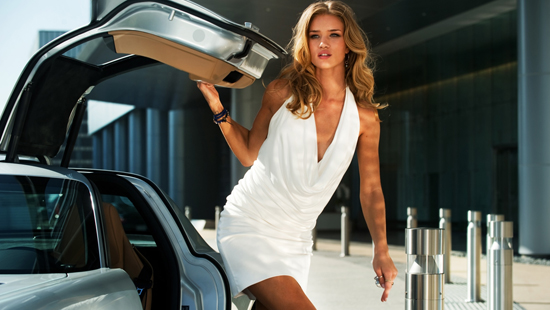 Rosie Huntington-Whiteley (Transformers: Dark of the Moon - 2011)